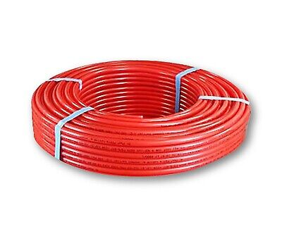 34 Pex Tubing 100 - O2 Oxygen Barrier Radiant Heating Systems -pex Direct
