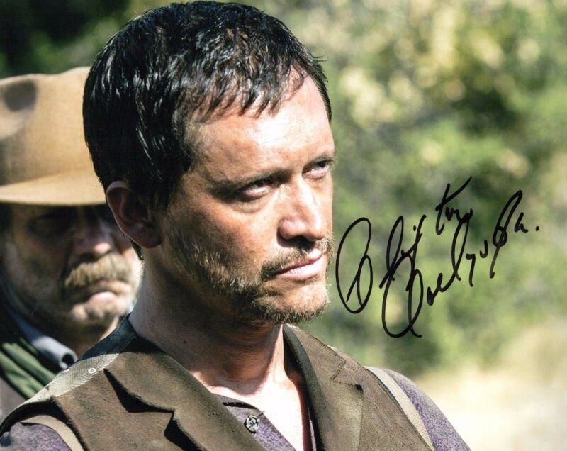 GFA Westworld * CLIFTON COLLINS JR * Signed Autographed 8x10 Photo PROOF C5 COA