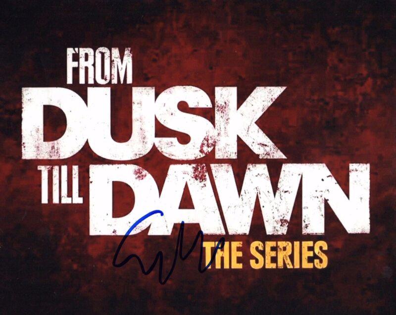 GFA From Dusk Till Dawn * EIZA GONZALEZ * Signed Autograph 8x10 Photo AD5 COA