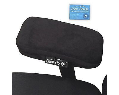 Chair Clouds Elbow Pillow Memory Foam Armrest Pads Cushion Arm Rest Cover Sale