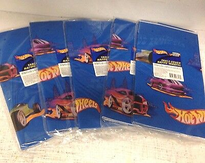 Hot Wheels Paper Table Cover 54