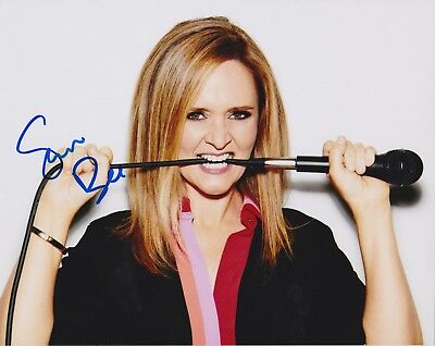 Samantha Bee Signed Full Frontal 8X10 Photo