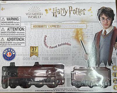 Harry Potter Hogwarts Express -Battery Powered, 37 Piece Set (New Display)