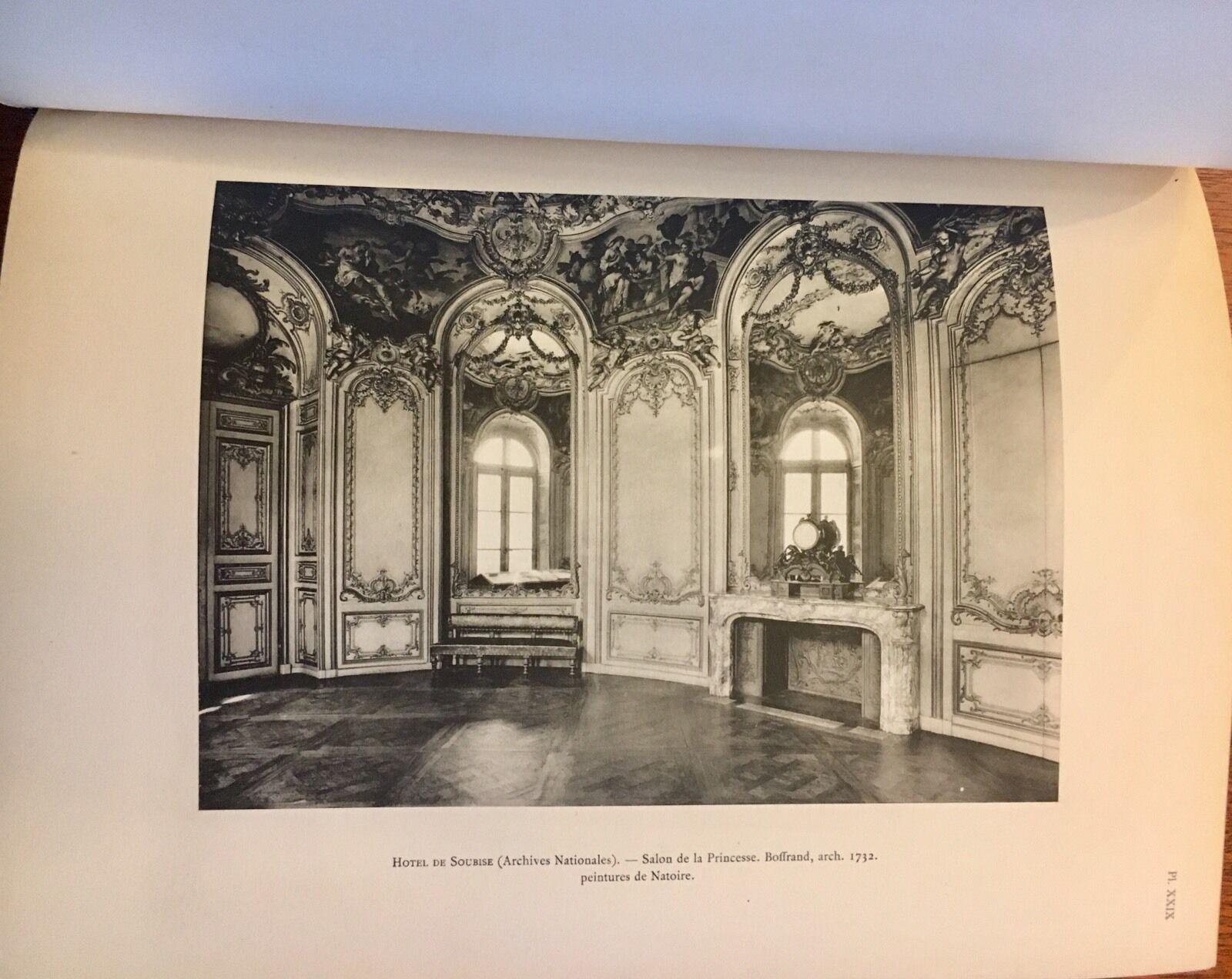 Decor Interieur By Ballot Architecture 1700 S Paris Louis Xv
