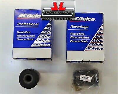 2 qty 45G9101 AC Delco Front lower control arm bushings for Chevy Trucks & SUV's