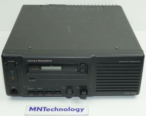 Vertex Standard | VXR-7000V | Desktop Repeater