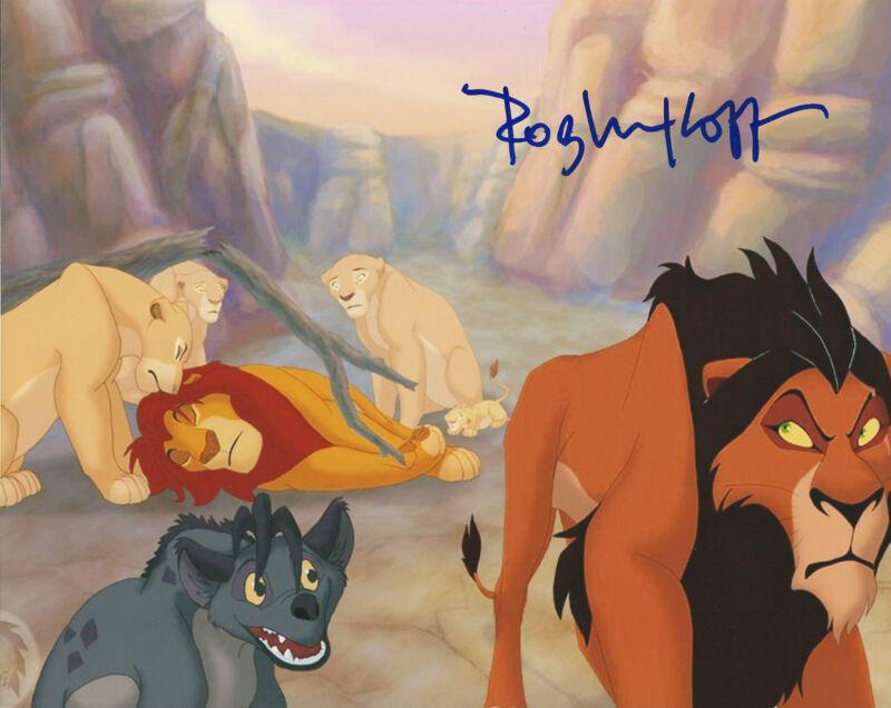 **GFA The Lion King *ROB MINKOFF* Signed 8x10 Photo AD2 PROOF COA**