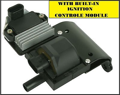 NEW IGNITION COIL DR49 WITH BUILT-IN CONTROL MODULE GM MOST 4.3L 5.7L 7.4L
