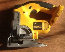 DeWalt DC330 18 V jigsaw in great condition Murrumbeena Glen Eira Area Preview