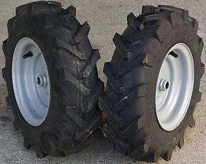2 480 8 4 80 8 480x8 4 80x8 Tire Rim Wheels Garden Tiller