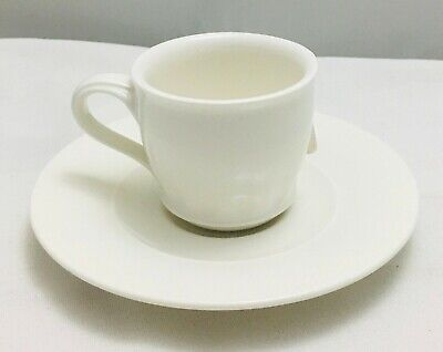 Villeroy & and Boch FARMHOUSE TOUCH espresso cup and saucer NEW NWL