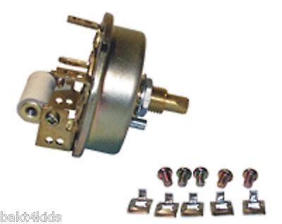 John Deere Ignitionlight Switch For 506033042043044062070mt435mimc