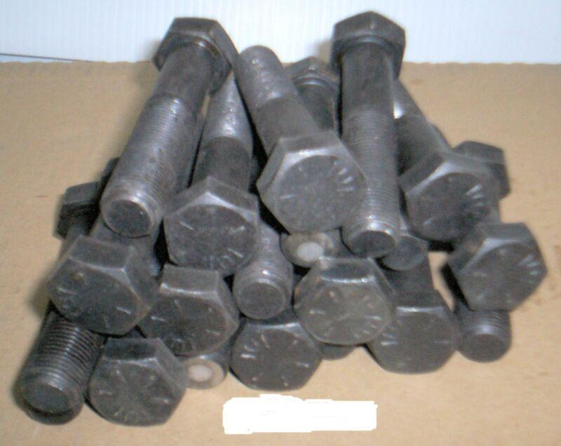 Box of 20 - Hexagon Head Cap Screws / Bolts - P/N: 750-16 UNF (NOS)
