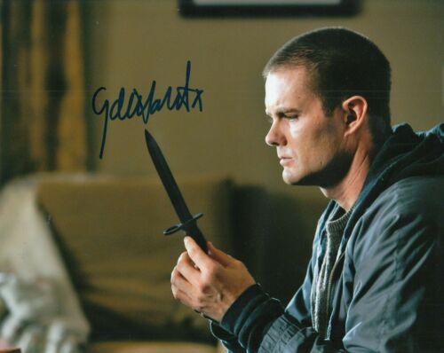 GARRET DILLAHUNT signed (FEAR THE WALKING DEAD) 8X10 photo John *PROOF* W/COA #5