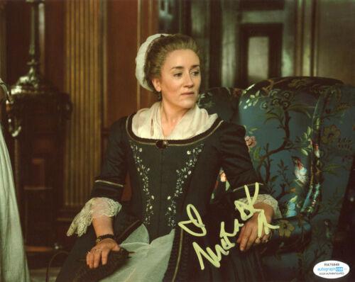 "Maria Doyle-Kennedy ""Outlander"" AUTOGRAPH Signed 8x10 Photo B ACOA"
