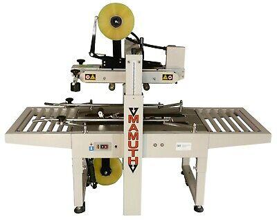 Carton Box Case Sealer Carton Box Tape Sealing Machine Case Taper Free Shipping