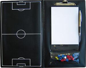 Jako Fussball Taktikmappe Trainer-Mappe Art. 2115-08 0