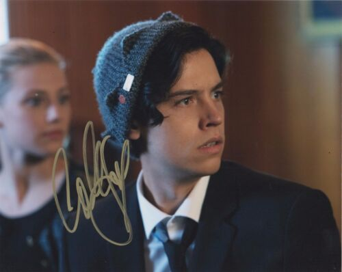 Cole Sprouse Riverdale Autographed Signed 8x10 Photo COA #J14