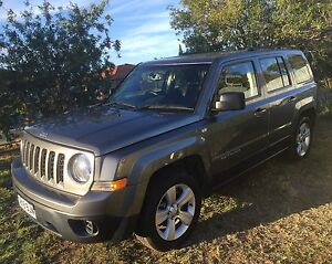 Jeep Patriot Mansfield Park Port Adelaide Area Preview