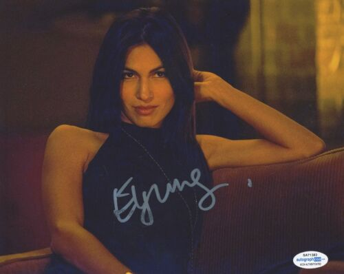 Elodie Yung Daredevil Autographed Signed 8x10 Photo ACOA