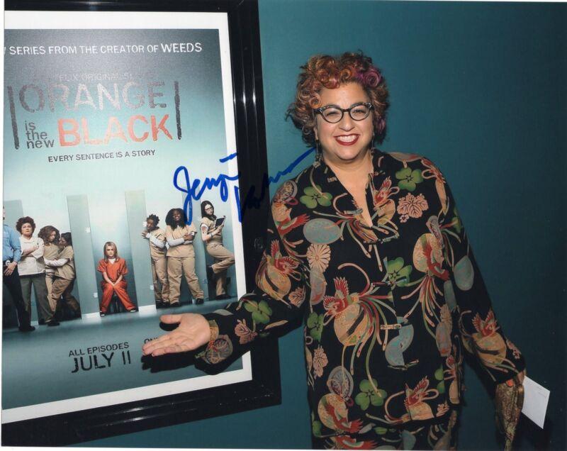 Jenji Kohan Orange is The New Black Writer Signed 8x10 Photo w/COA #2