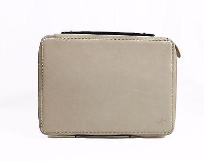 WANT Les Essentiels de la Vie - Kansai Computer Portfolio - Beige Leather