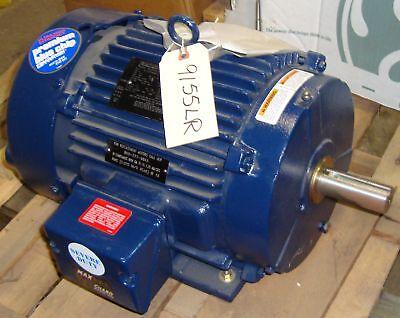 New Marathon Electric Motor Hp10 Rpm 3535 9155lr