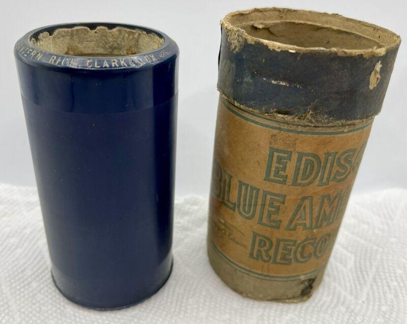 Edison Cylinder Record - 4M - 3406 Knit, Knit Knit - Jack O
