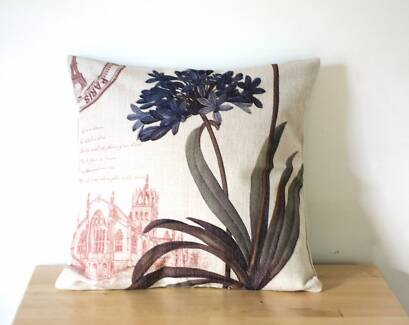 French provincial cushion covers x4