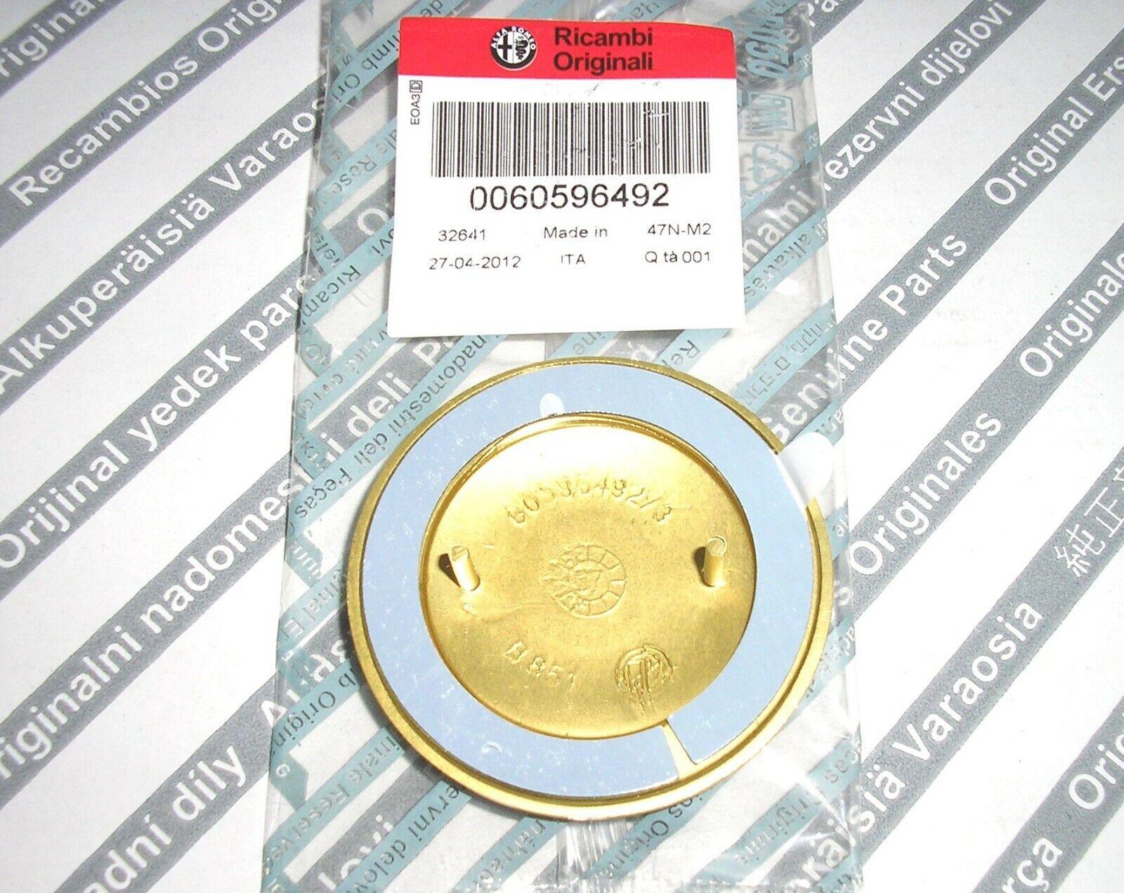 Genuine Grille Badge 60596492