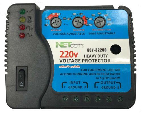 COV-32200 SURGEMAX220U VOLTAGE & ELECTRONIC SURGE PROTECTOR