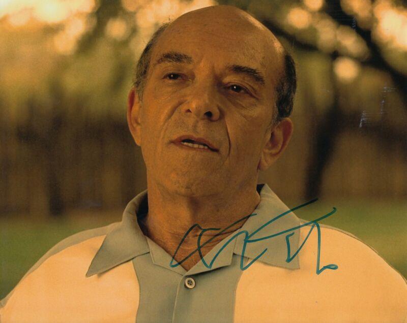 MARK MARGOLIS signed (BREAKING BAD) Better Call Saul 8X10 photo *PROOF* W/COA #6