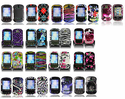 Hard Snap On Protector Cover Phone Case for Pantech Pursuit II 2 P6010  Pantech Cell Phone Covers