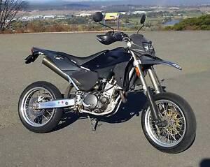 MY06 Husqvarna SM610 Supermotard Campbell North Canberra Preview