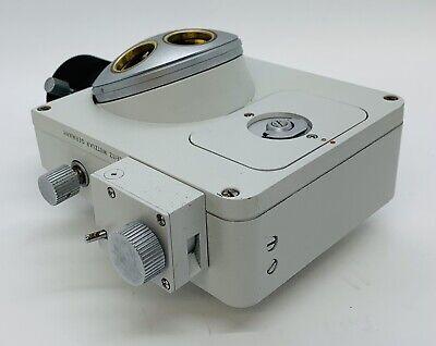Leitz Ploemopak 2.2 Fluorescence Illuminator Diavert Epivert Ortholux Microscope