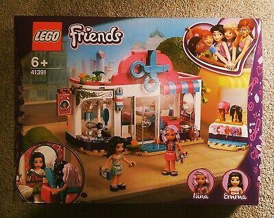 LEGO Friends Heartlake City Hair Salon Playset - 41391. Brand New.