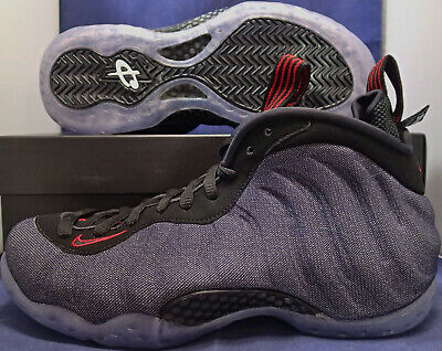 new arrival 35a6c 0f560 2018 Nike Air Foamposite One Denim SZ 12.5 ( 314996-404 )