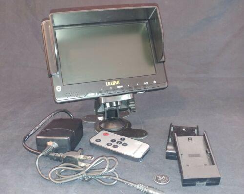 """Lilliput 7"""" Field Monitor"""