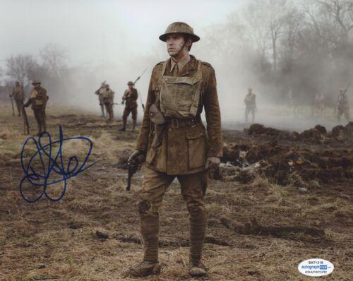 Dan Stevens Downton Abbey Autographed Signed 8x10 Photo COA  JSA