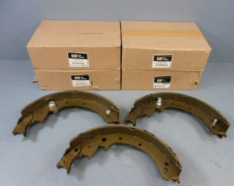 Caterpillar Lift Trucks Brake Shoe Lining & Assembly M3361 NEW LOT OF 7
