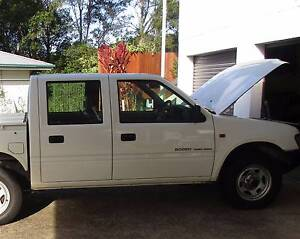 2000 Holden Rodeo Ute 4x4 REGRETTABLE SALE,ILLNESS FORCES SALE A Maroochydore Maroochydore Area Preview