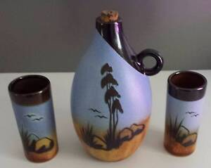 Water Jug with 2 Glasses Victoria Point Redland Area Preview