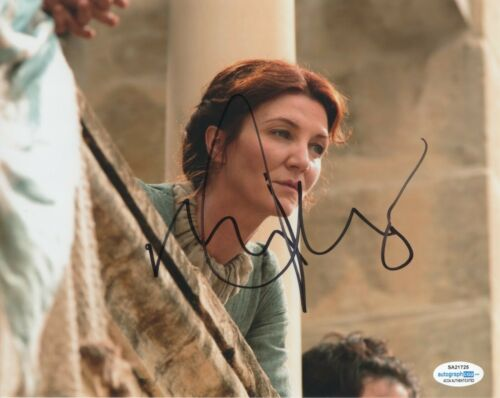 Michelle Fairley Game of Thrones Autographed Signed 8x10 Photo ACOA 2020-2