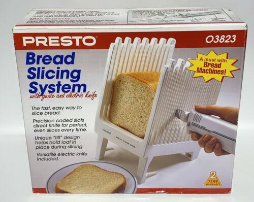bread slicing system