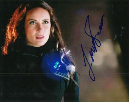 LAURA BENANTI signed (SUPERGIRL) autograph *Alura Zor-El* 8X10 *PROOF* W/COA #2