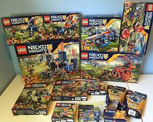 Lego BULK NEXO KNIGHTS LOTS FOR SALE GOOD USED CONDITION 70319 Chatswood Willoughby Area Preview