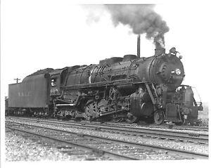 DD452 RP 1941/1980s? W&LE WHEELING & LAKE ERIE RAILROAD ENGINE #6408 JOSTENS OH