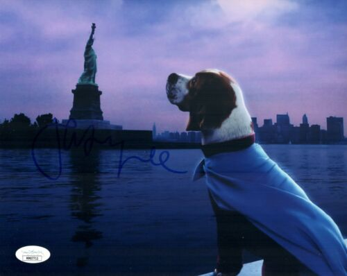 JASON LEE Signed UNDERDOG 8x10 Photo Autograph JSA COA