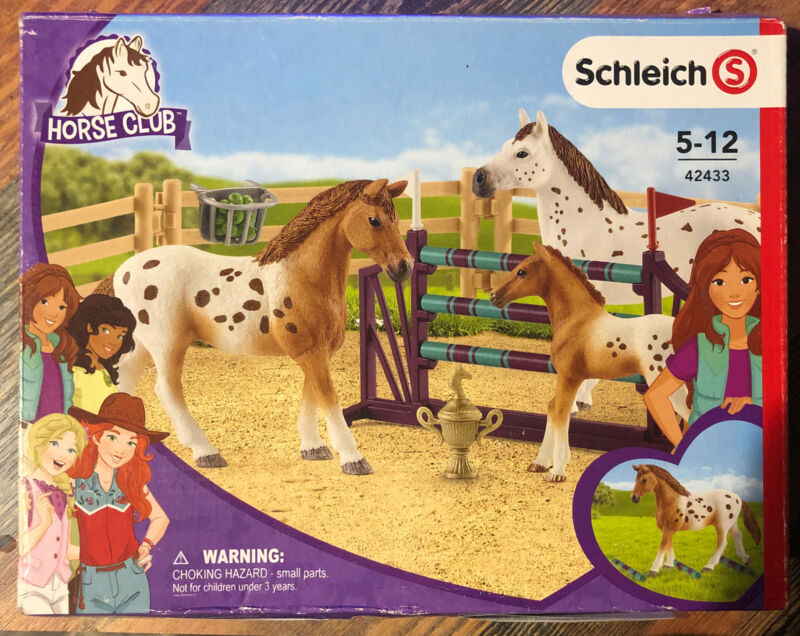 Schleich Horse Club Set 5-12 (42433)