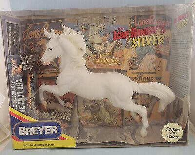 Breyer Lone Ranger's Silver Model Horse Handpicked USA - NIB